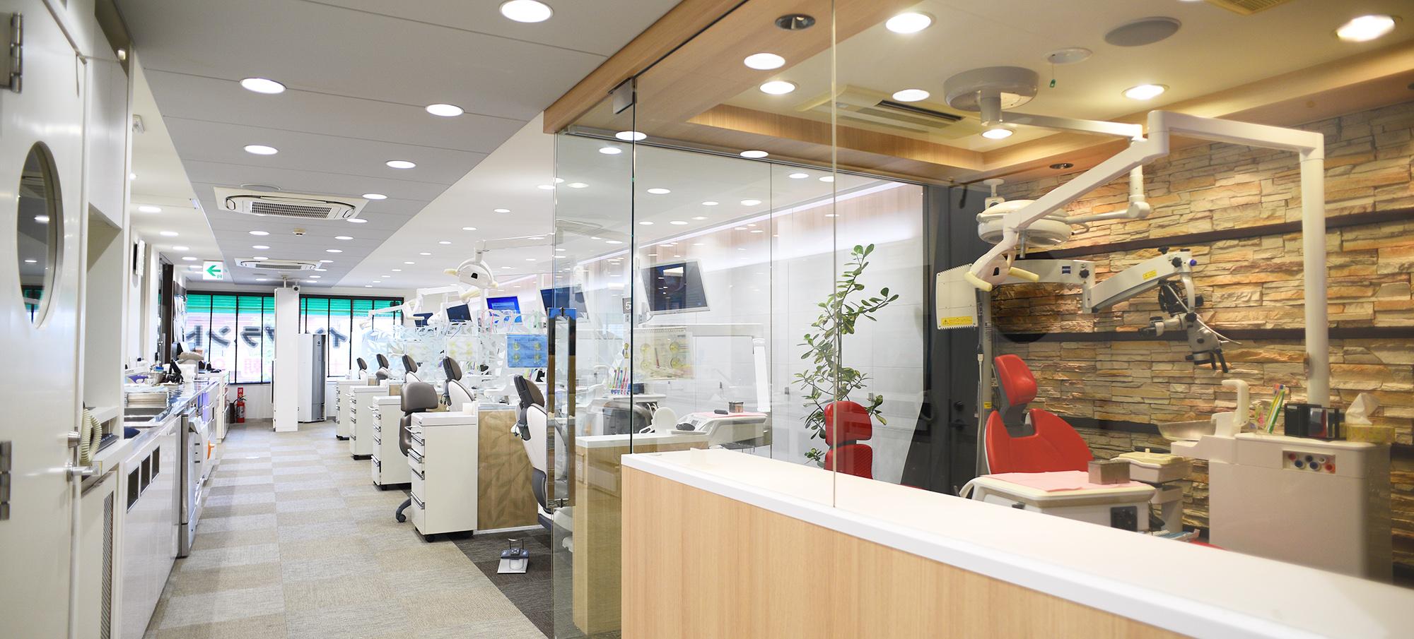中野区定期歯科健診