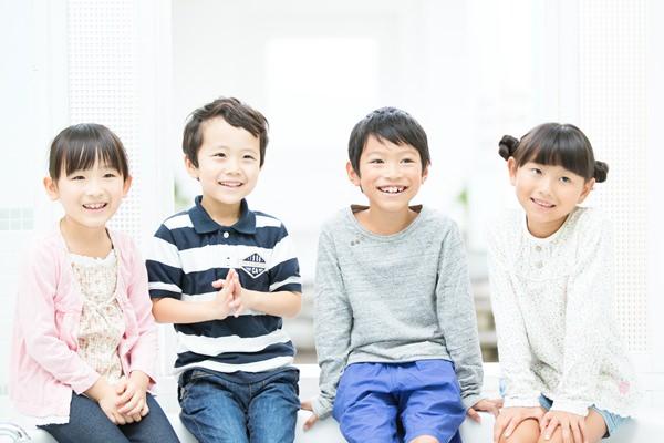 歯列矯正をした子どもたち
